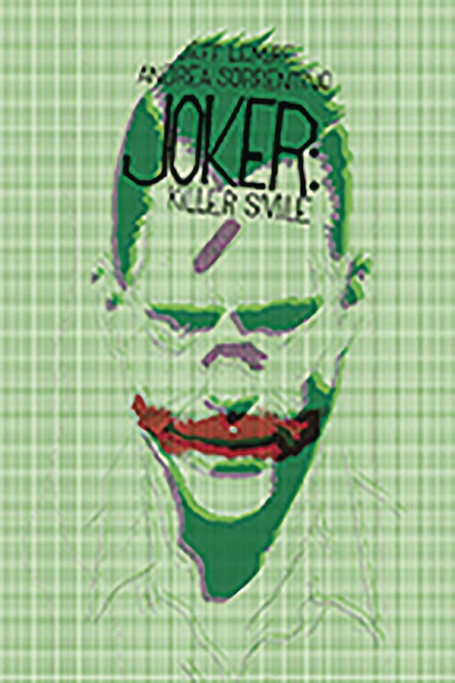 Joker Killer Smile #1 Cover C DF CGC Graded