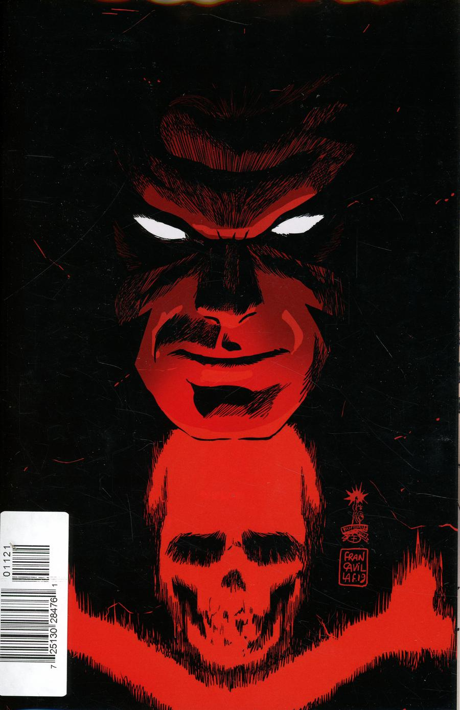 Black Terror Vol 4 #1 Cover N Limited Edition Francesco Francavilla High End Virgin Cover