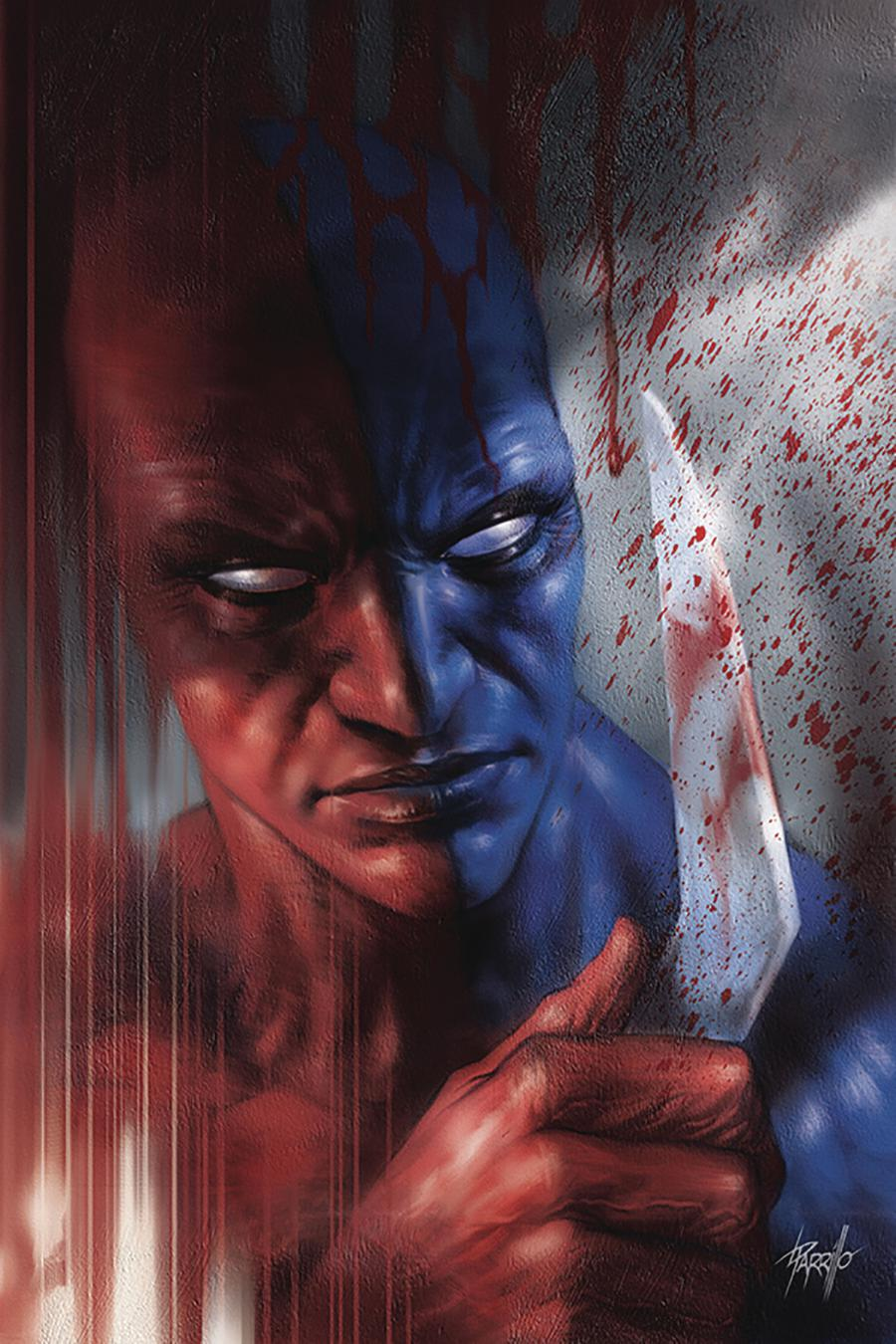 Death-Defying Devil Vol 2 #3 Cover K Limited Edition Lucio Parrillo High End Virgin Cover