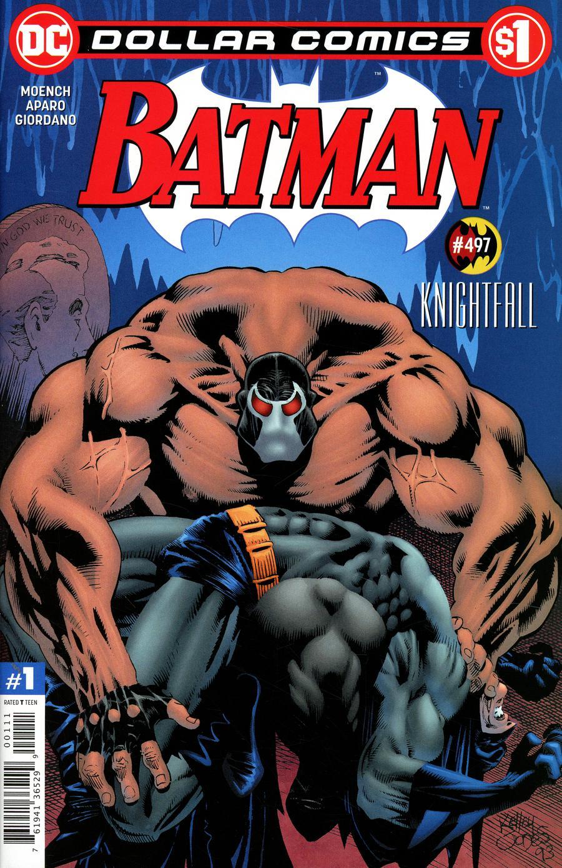 Dollar Comics Batman #497