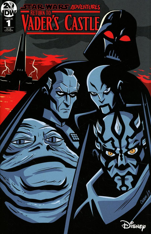 Star Wars Adventures Return To Vaders Castle #1 Cover D Incentive Derek Charm Variant Cover