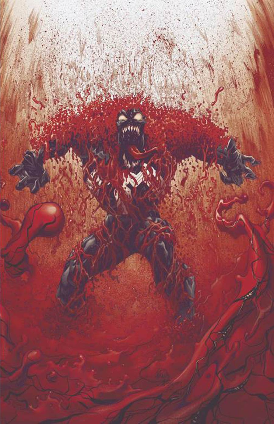 Absolute Carnage #4 Cover H Incentive Ryan Stegman Virgin Cover