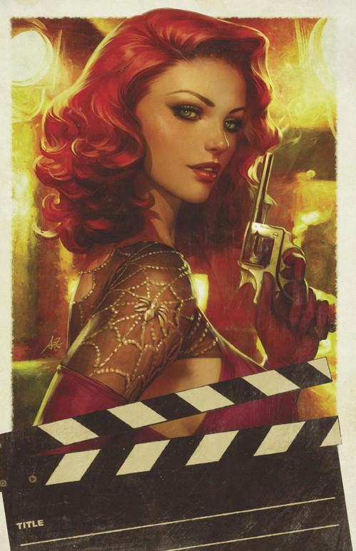 Amazing Mary Jane #1 Cover I Incentive Stanley Artgerm Lau Virgin Cover