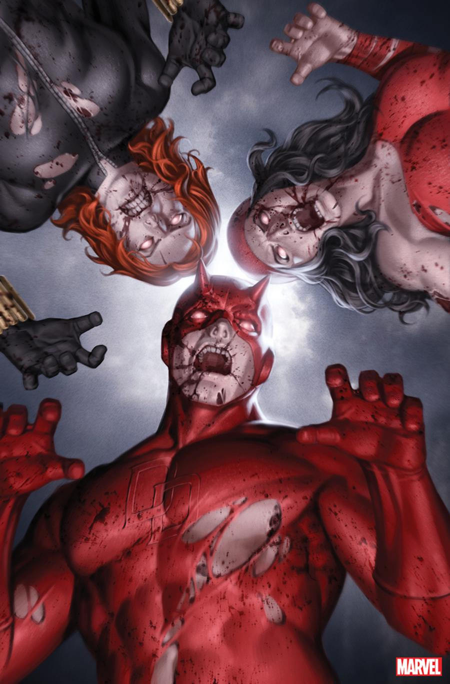 Marvel Zombies Resurrection One Shot Cover E Incentive Junggeun Yoon Virgin Cover