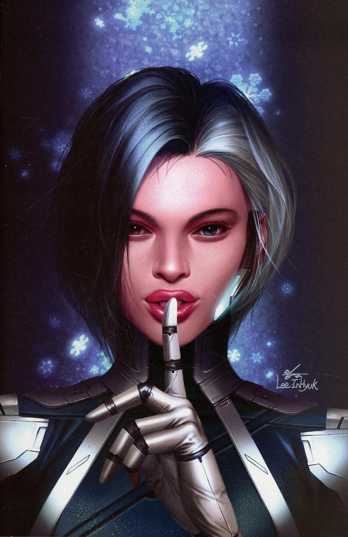 Future Fight Firsts Luna Snow #1 Cover E Incentive Inhyuk Lee Virgin Cover