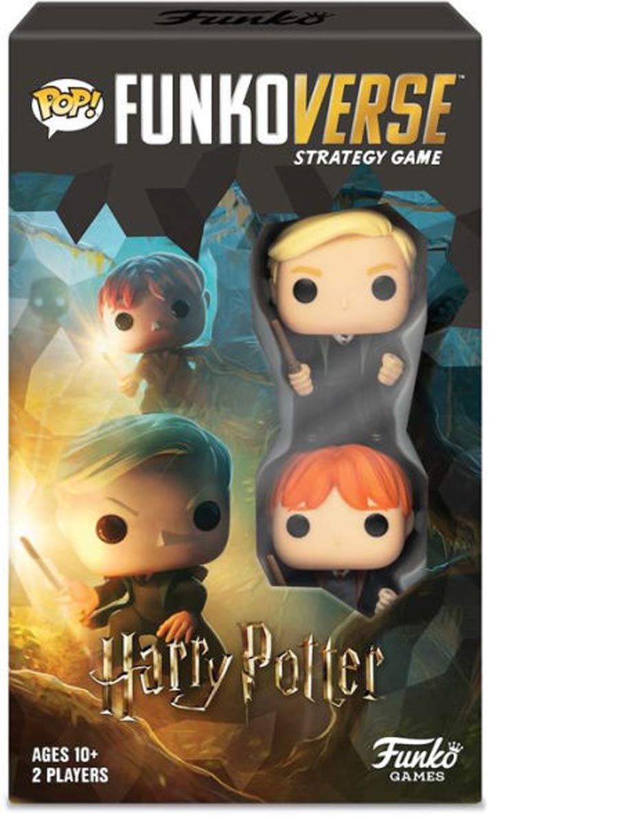 POP Funkoverse Harry Potter 101 Strategy Game Expandalone