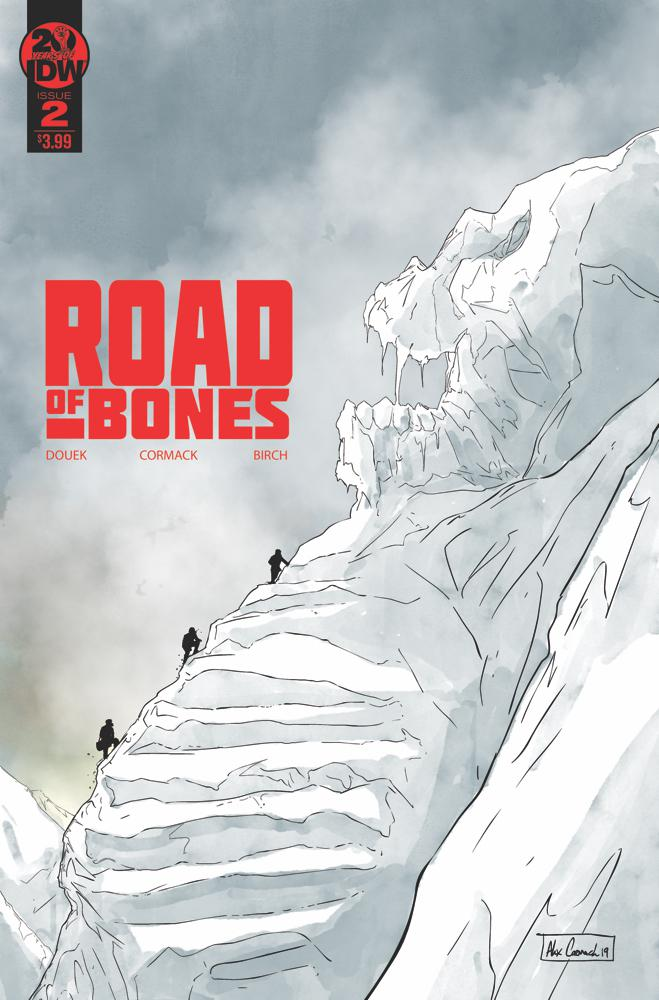 Road Of Bones #2 Cover B 2nd Ptg Variant Alex Cormack Cover