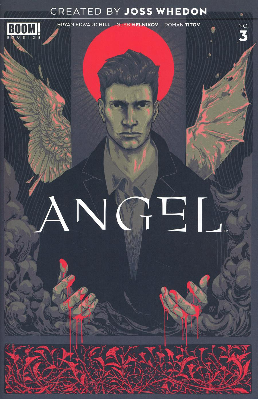 Angel Vol 4 #3 Cover D 2nd Ptg Variant Ignacio Valicenti Cover