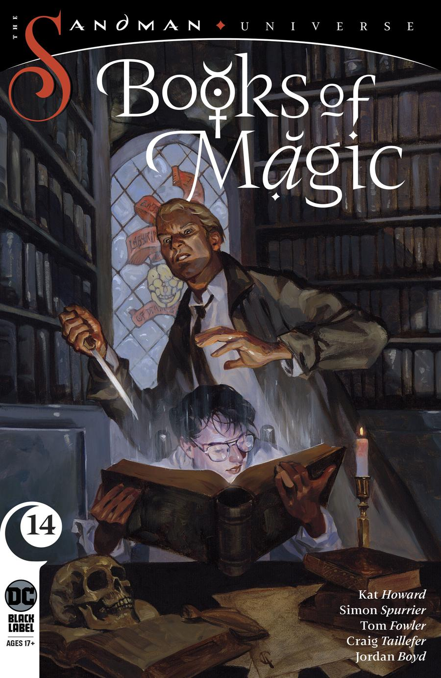 Books Of Magic Vol 3 #14