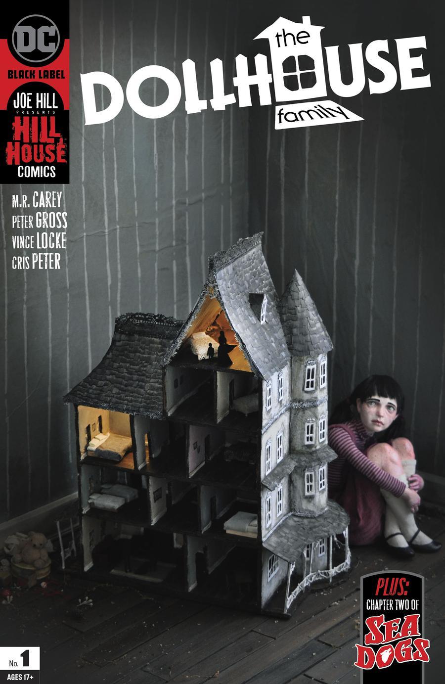 Dollhouse Family #1 Cover A Regular Jessica Dalva Cover
