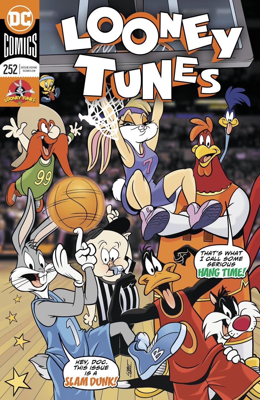 Looney Tunes Vol 3 #252