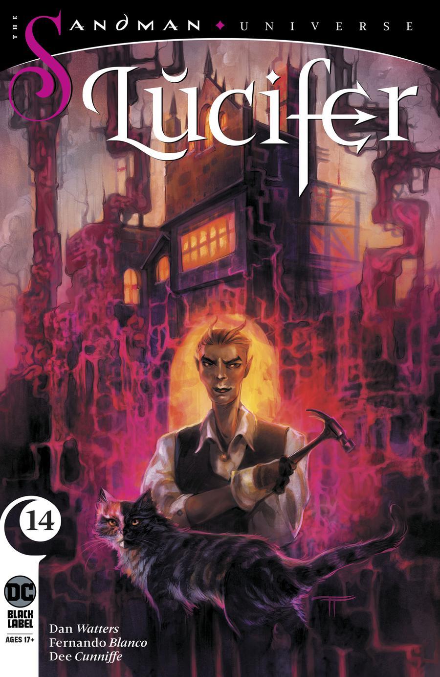 Lucifer Vol 3 #14