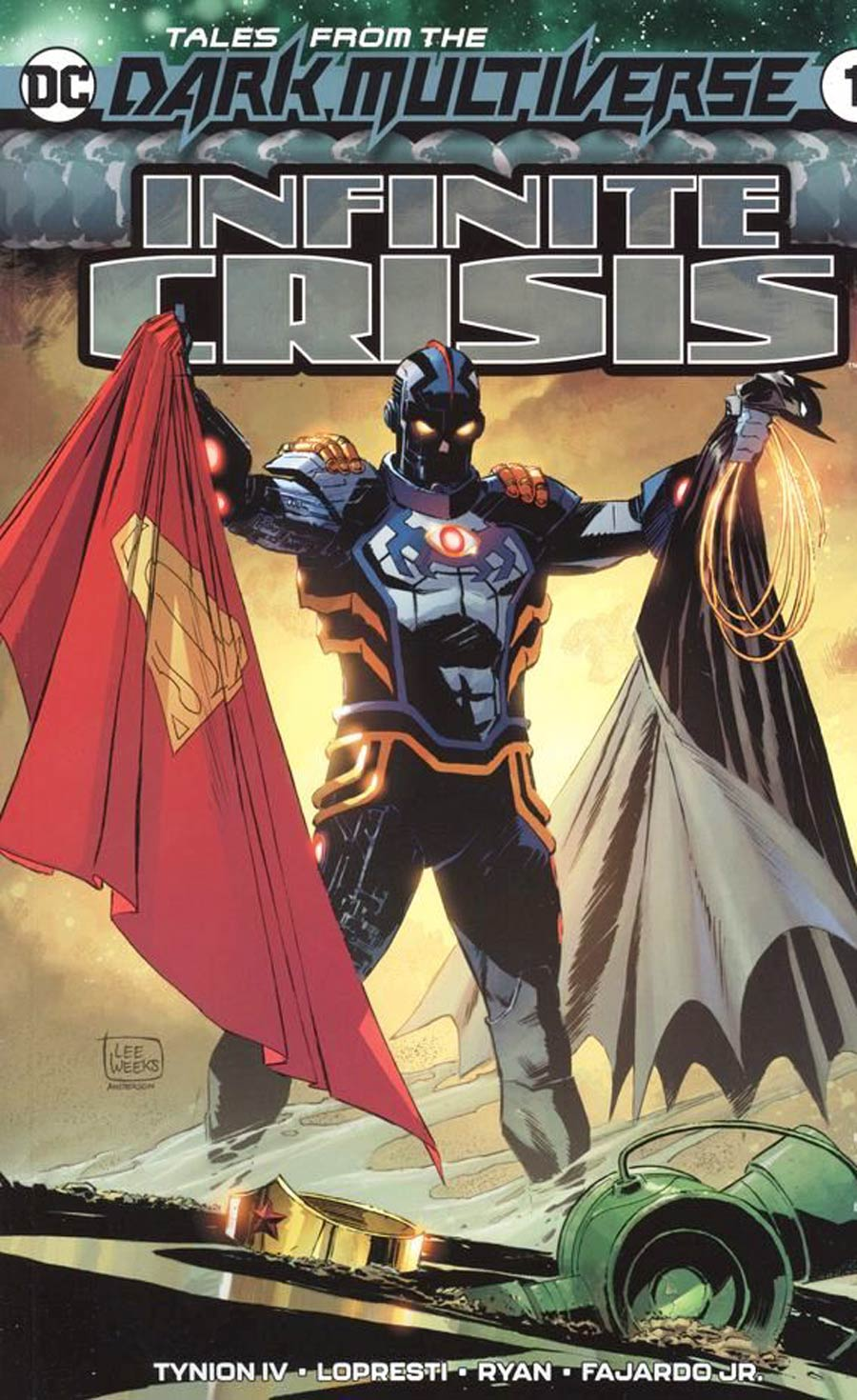 Tales From The Dark Multiverse Infinite Crisis #1 Cover A Regular Lee Weeks Cover