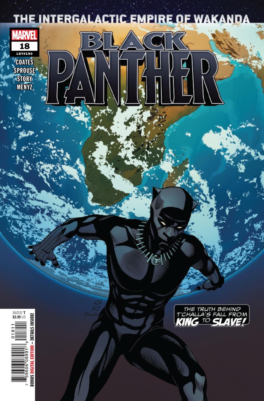 Black Panther Vol 7 #18