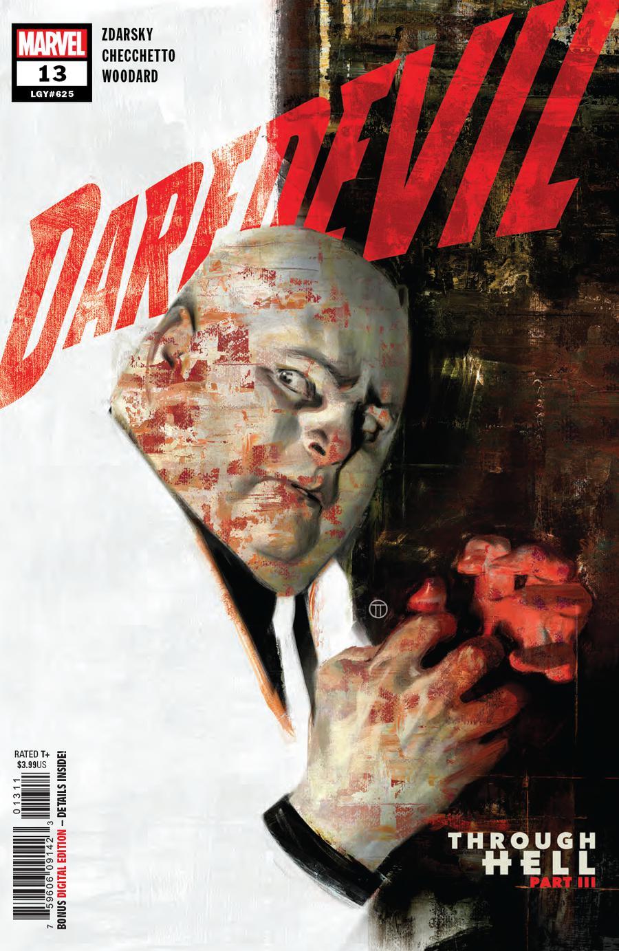 Daredevil Vol 6 #13 Cover A Regular Julian Totino Tedesco Cover