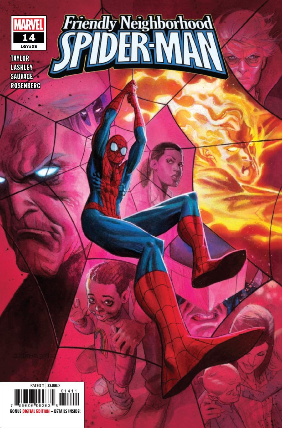 Friendly Neighborhood Spider-Man Vol 2 #14