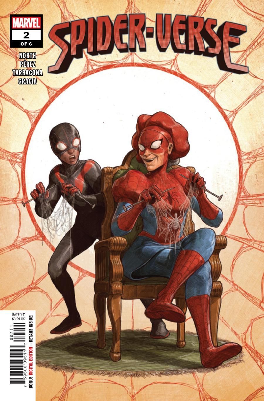 Spider-Verse Vol 3 #2