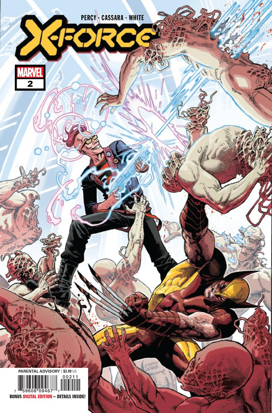 X-Force Vol 6 #2 Cover A 1st Ptg Regular Dustin Weaver Cover (Dawn Of X Tie-In)