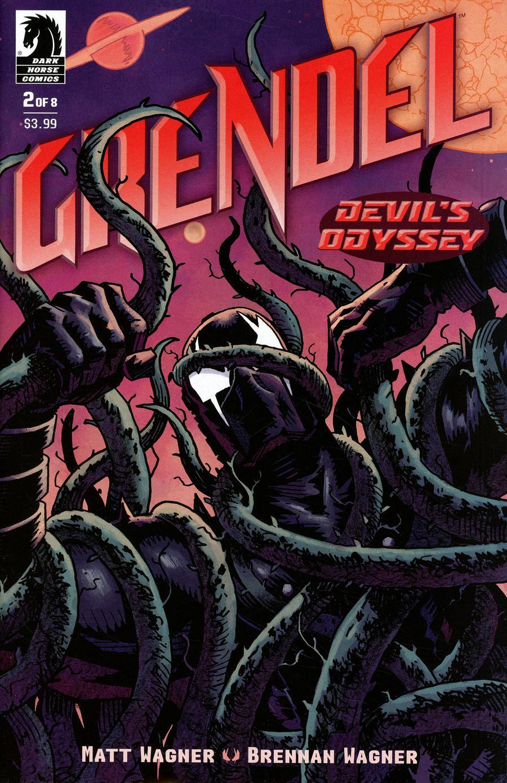 Grendel Devils Odyssey #2 Cover A Regular Matt Wagner Cover