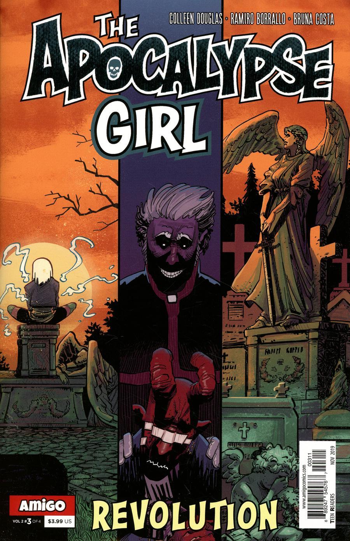 Apocalypse Girl (Amigo Comics) Vol 2 #3 Provocation