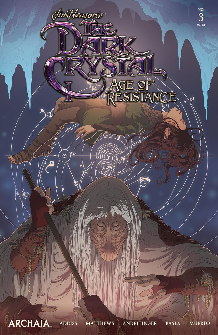 Jim Hensons Dark Crystal Age Of Resistance #3 Cover A Regular Mona Finden Cover