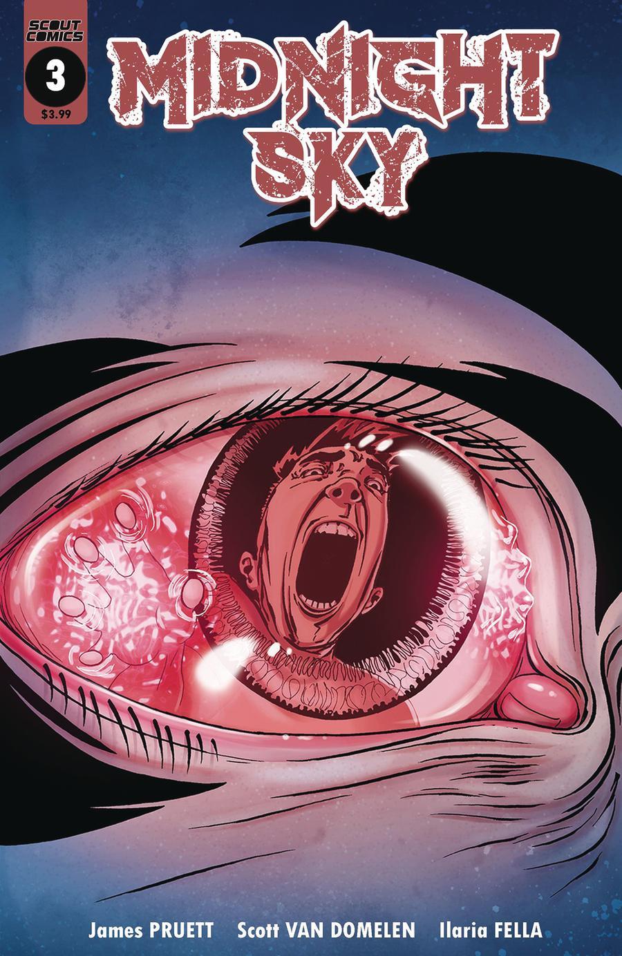 Midnight Sky #3 Cover A Regular Scott Van Domelen Cover
