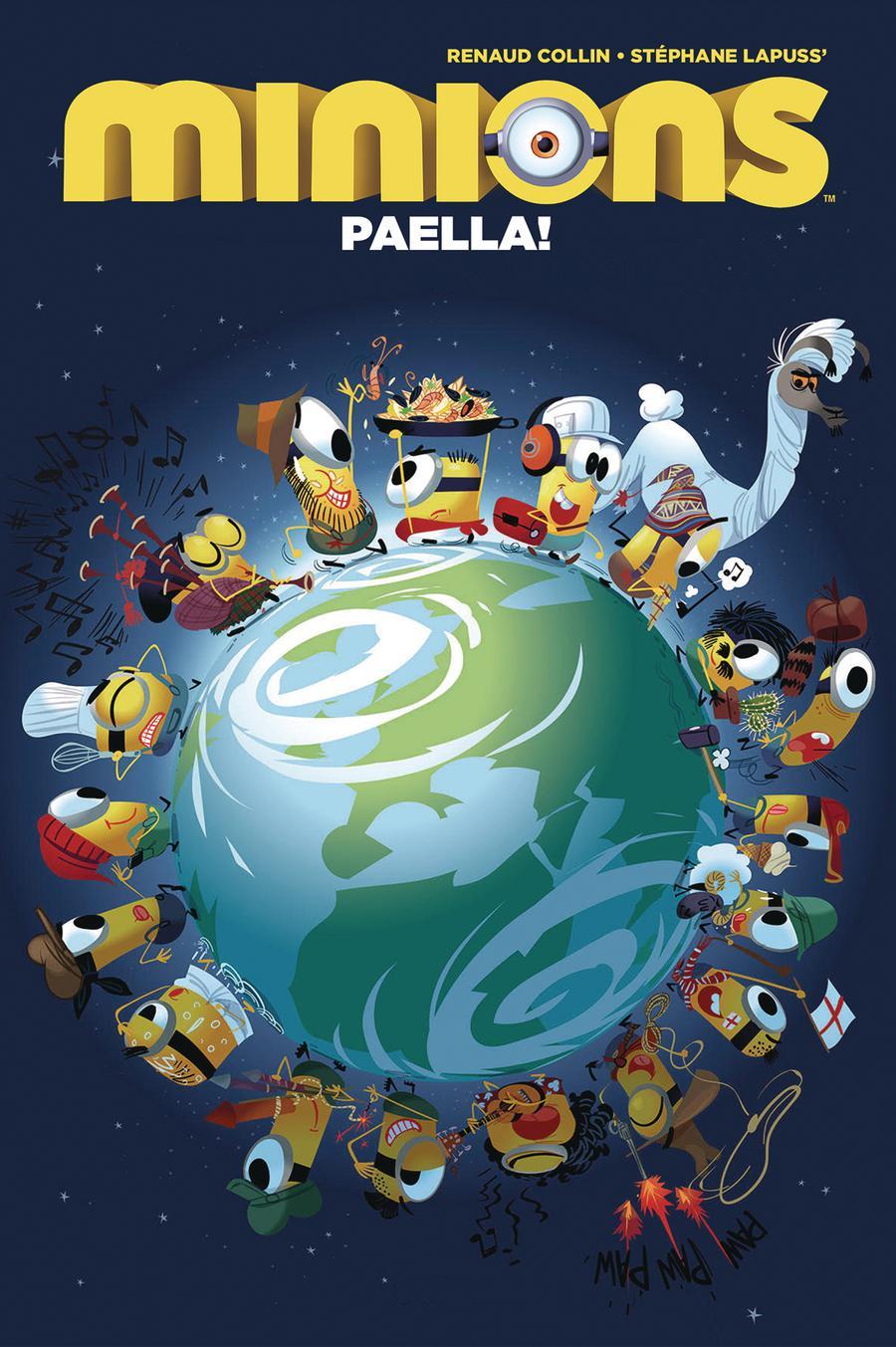 Minions Paella #1
