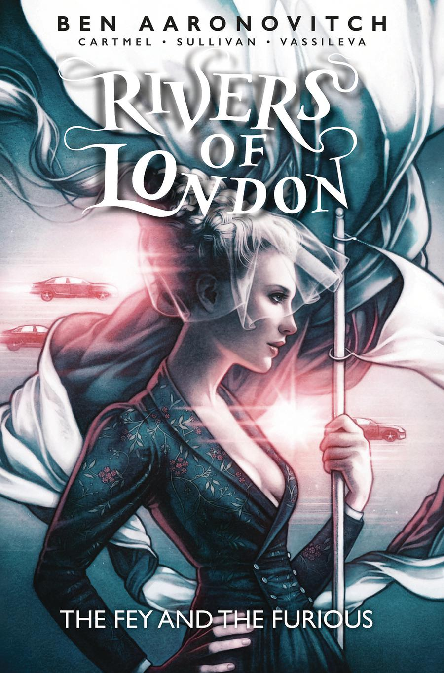 Rivers Of London The Fey And The Furious #1 Cover A Regular Anna Dittman Cover