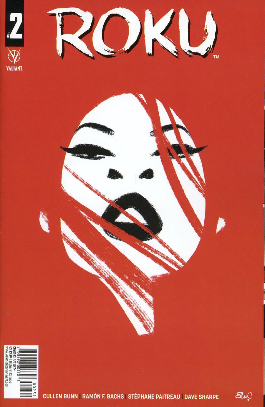 Roku #2 Cover C Variant Elsa Charretier Cover
