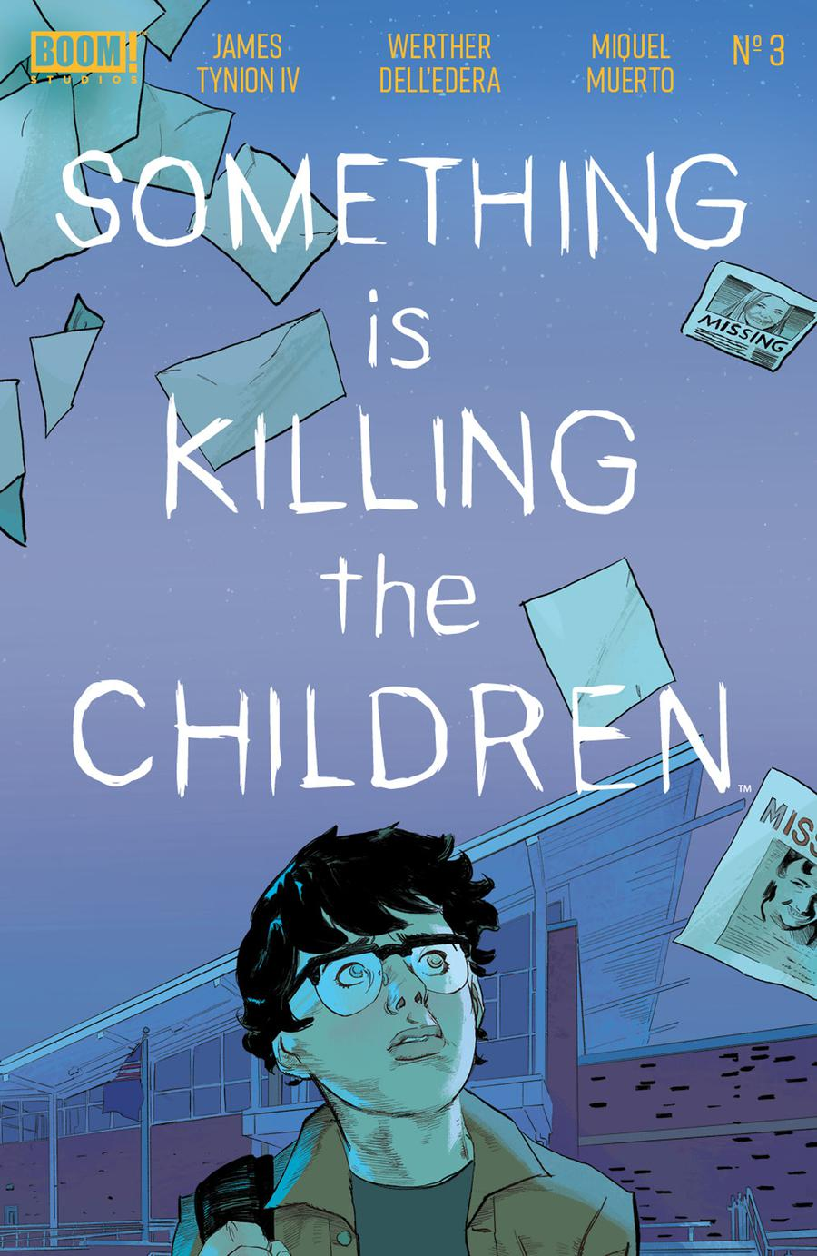 Something Is Killing The Children #3 Cover A 1st Ptg Regular Werther Dell Edera Cover