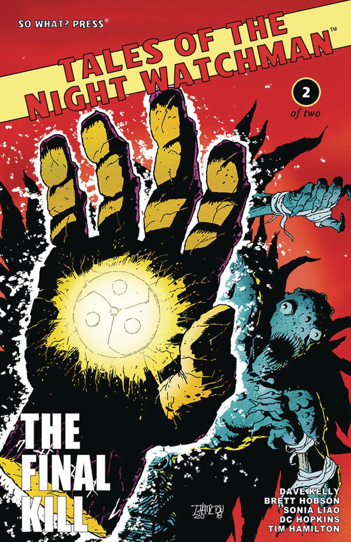 Tales Of The Night Watchman Final Kill #2