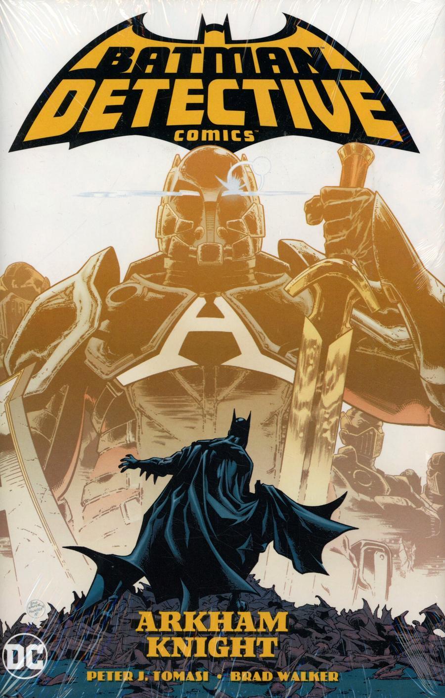 Batman Detective Comics (2018) Vol 2 Arkham Knight HC