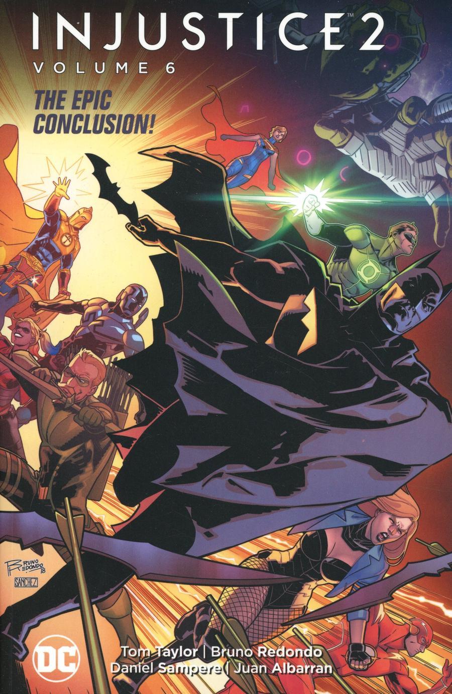 Injustice 2 Vol 6 TP