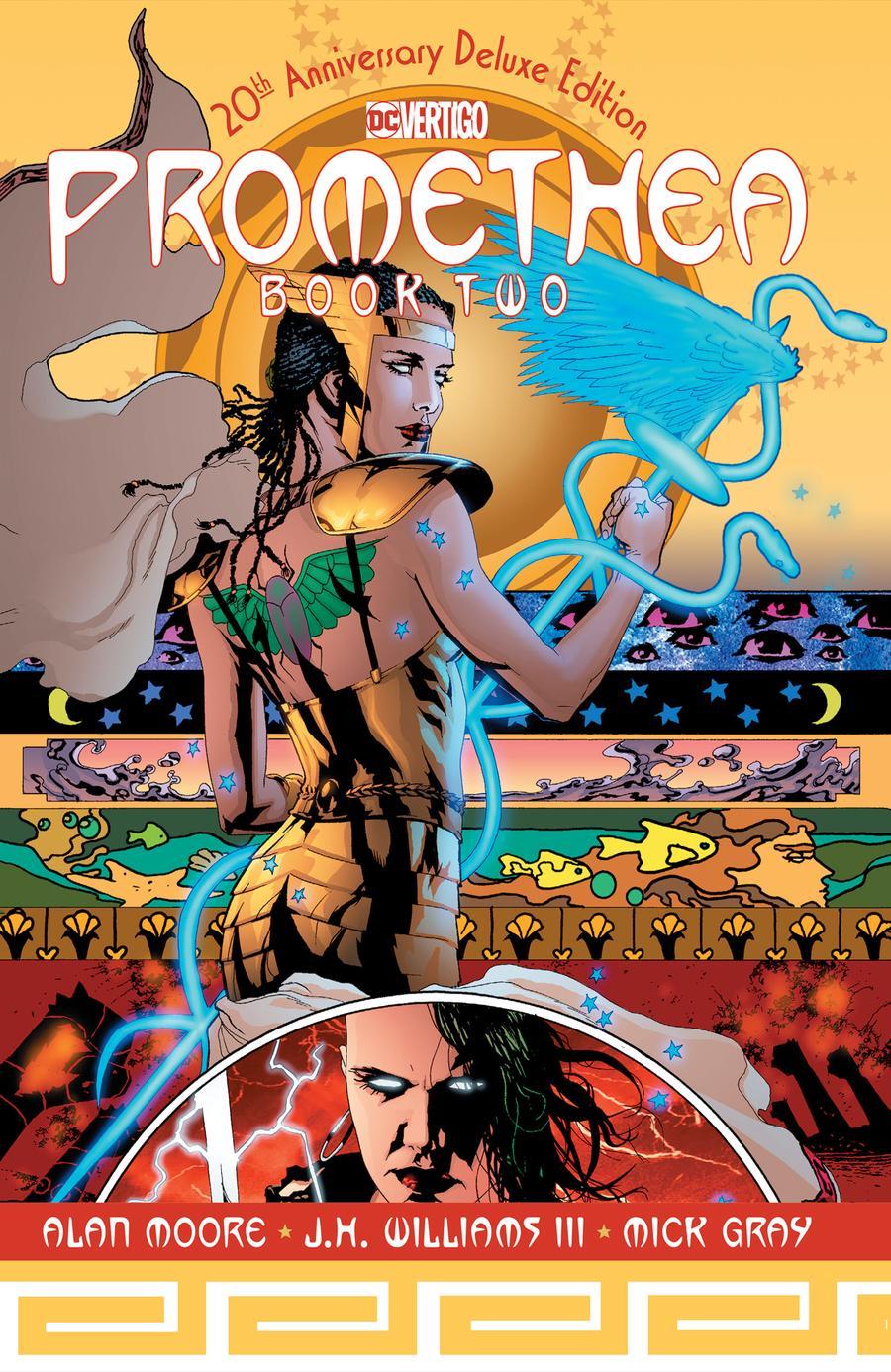 Promethea 20th Anniversary Deluxe Edition Book 2 HC