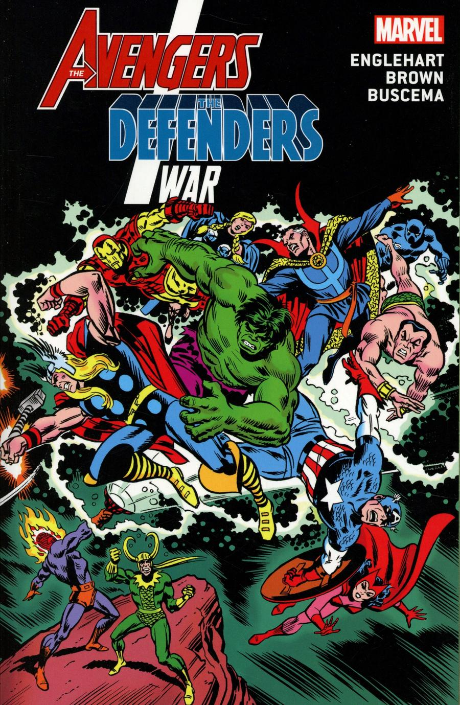 Avengers Defenders War TP New Printing (2019)