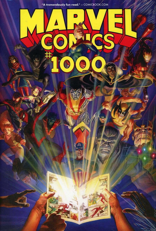 Marvel Comics 1000 HC