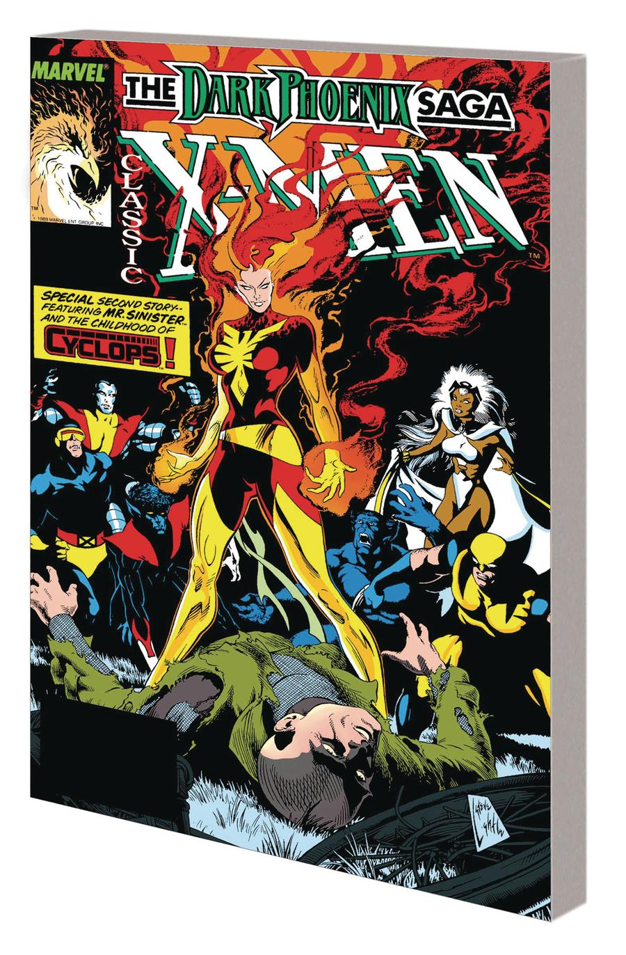 X-Men Classic Complete Collection Vol 2 TP
