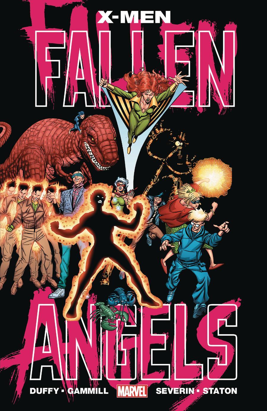X-Men Fallen Angels TP New Printing