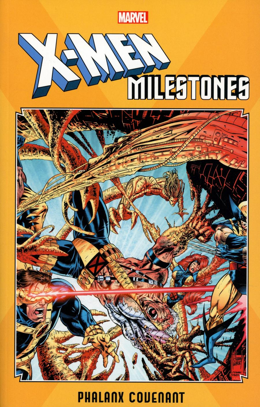 X-Men Milestones Phalanx Covenant TP