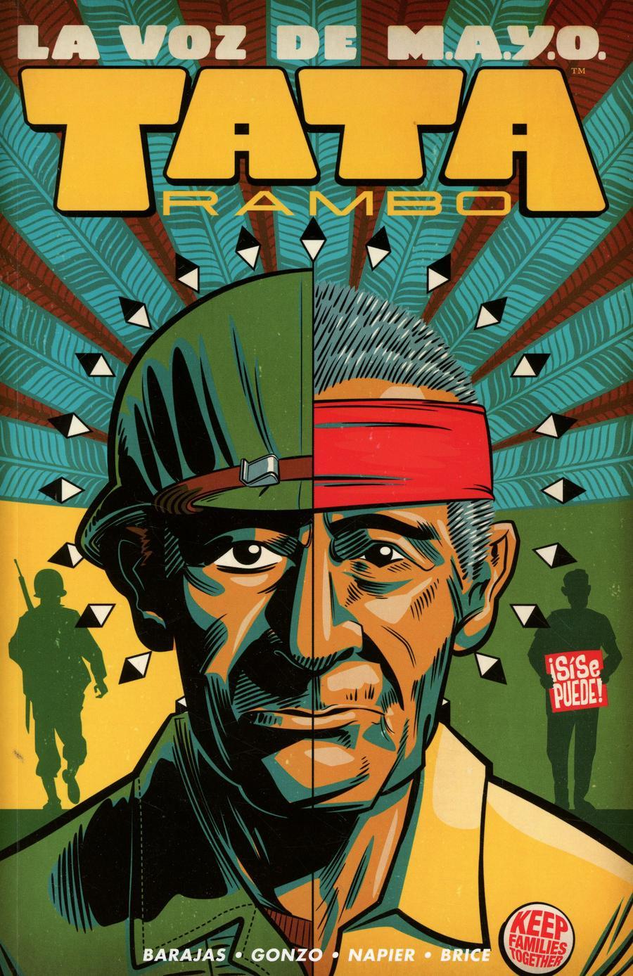 La Voz De M.A.Y.O. Tata Rambo Vol 1 TP