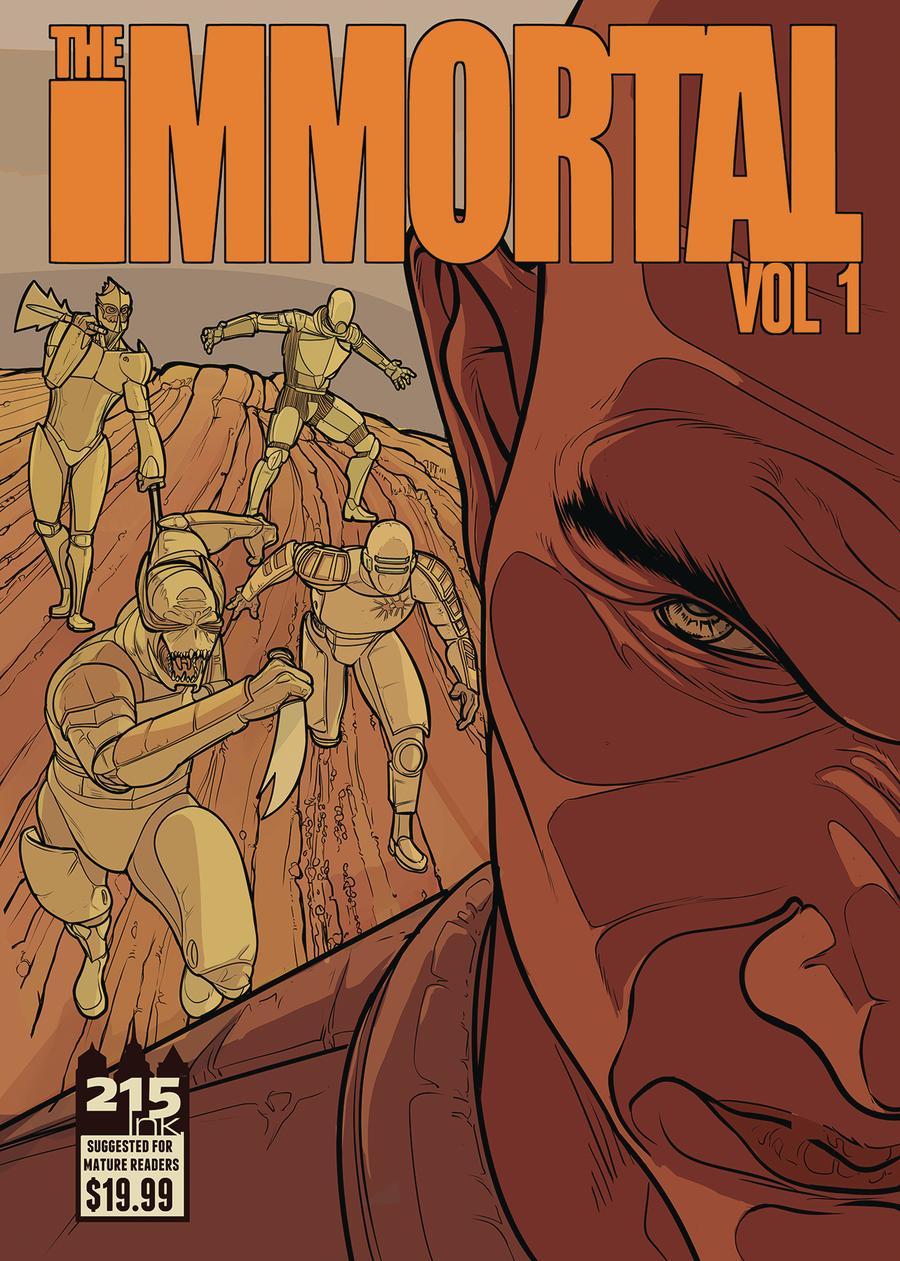 Complete Immortal Vol 1 TP