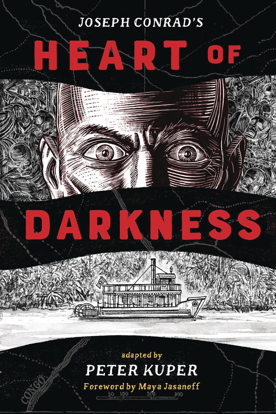 Heart Of Darkness Graphic Novel HC