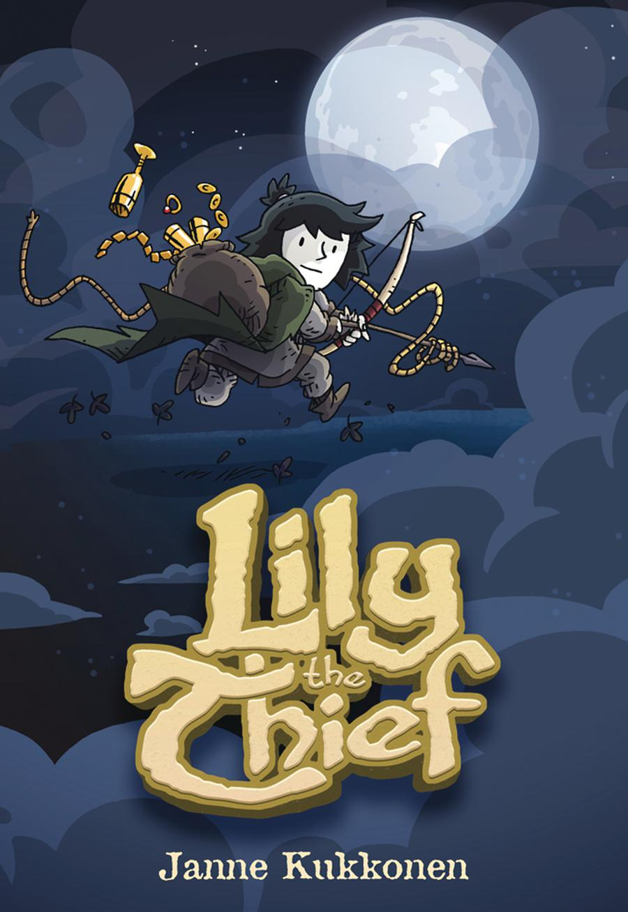 Lily The Thief HC