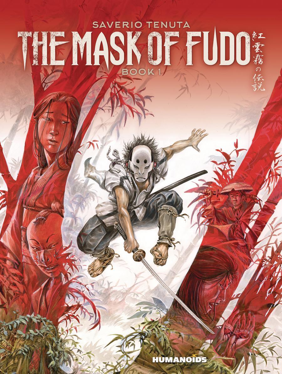 Mask Of Fudo HC