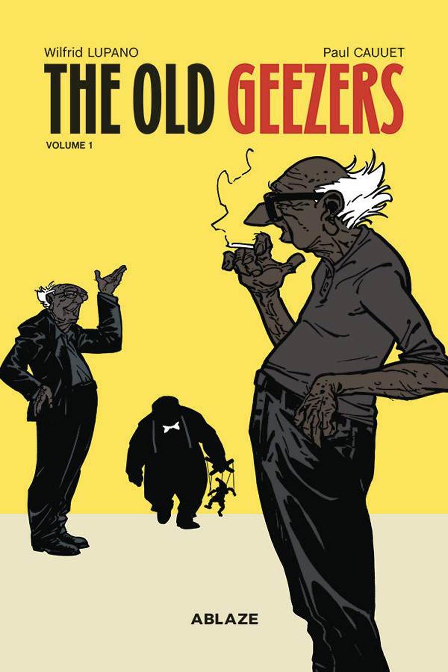 Old Geezers Vol 1 HC