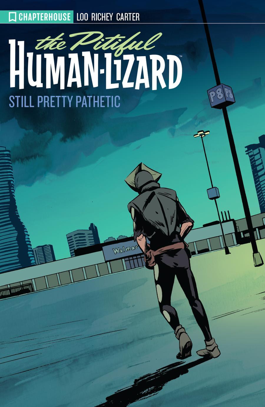 Pitiful Human-Lizard Vol 2 Still Pretty Pathetic TP