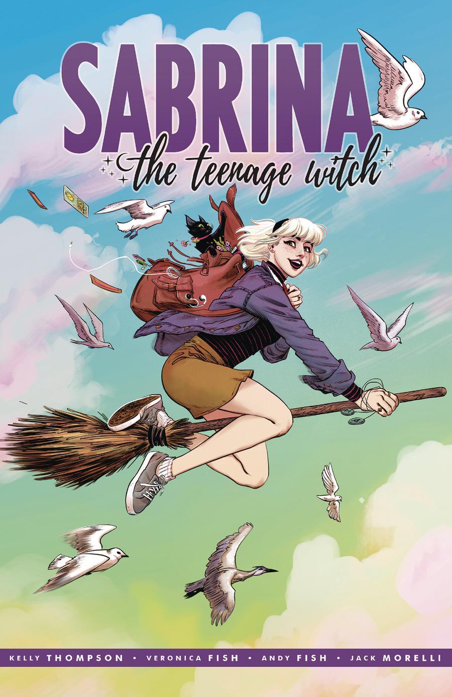 Sabrina The Teenage Witch Vol 1 TP