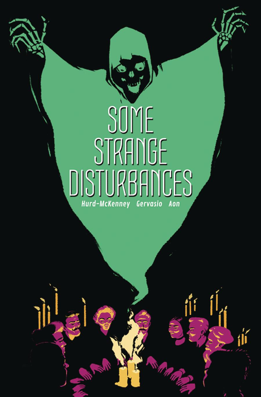 Some Strange Disturbances GN