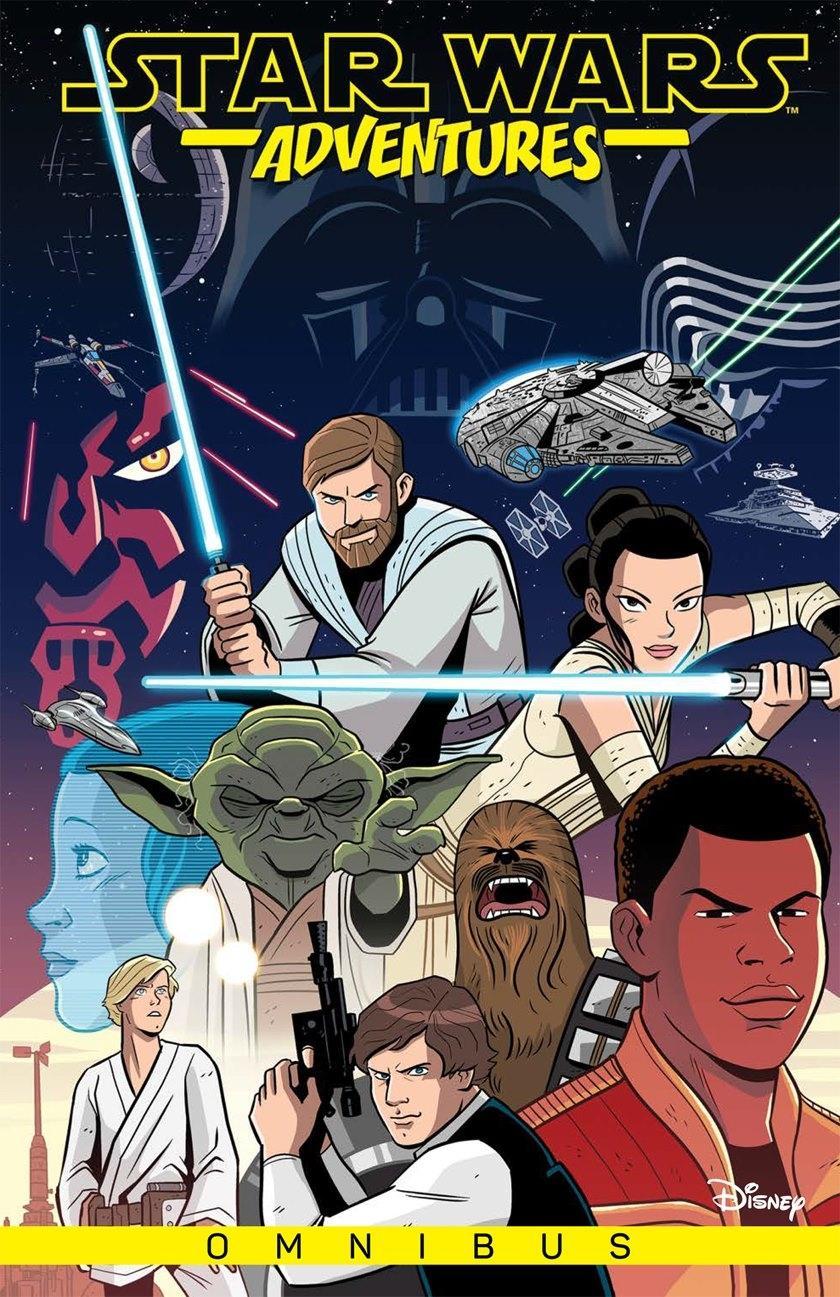 Star Wars Adventures Omnibus Vol 1 TP