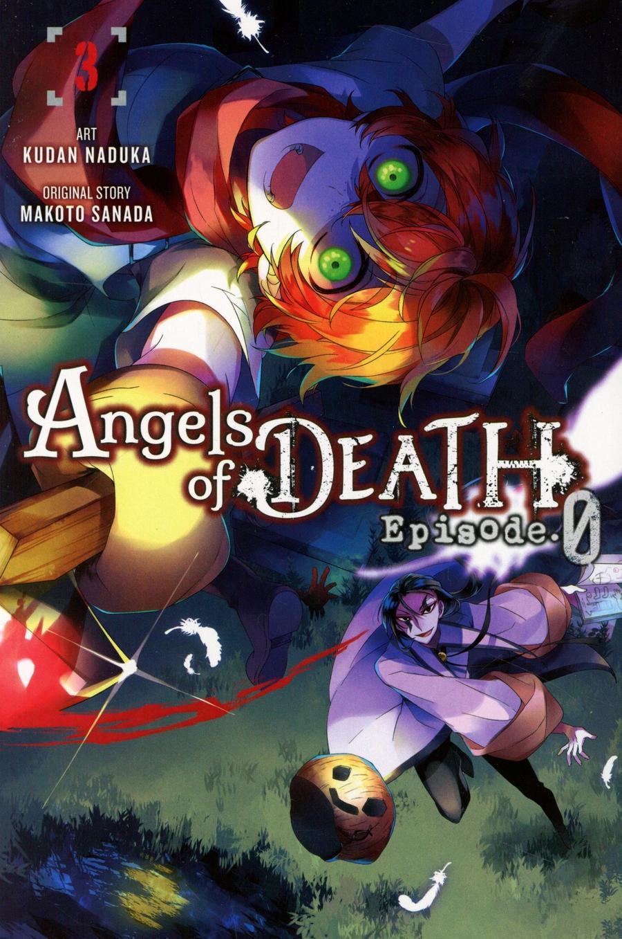 Angels Of Death Episode 0 Vol 3 GN